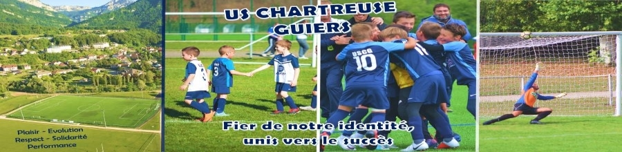 Union Sportive Chartreuse Guiers : site officiel du club de foot de LES ECHELLES - footeo
