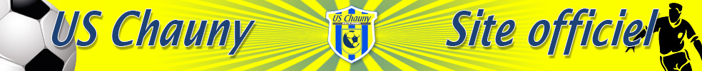 Union Sportive Chauny : site officiel du club de foot de CHAUNY - footeo