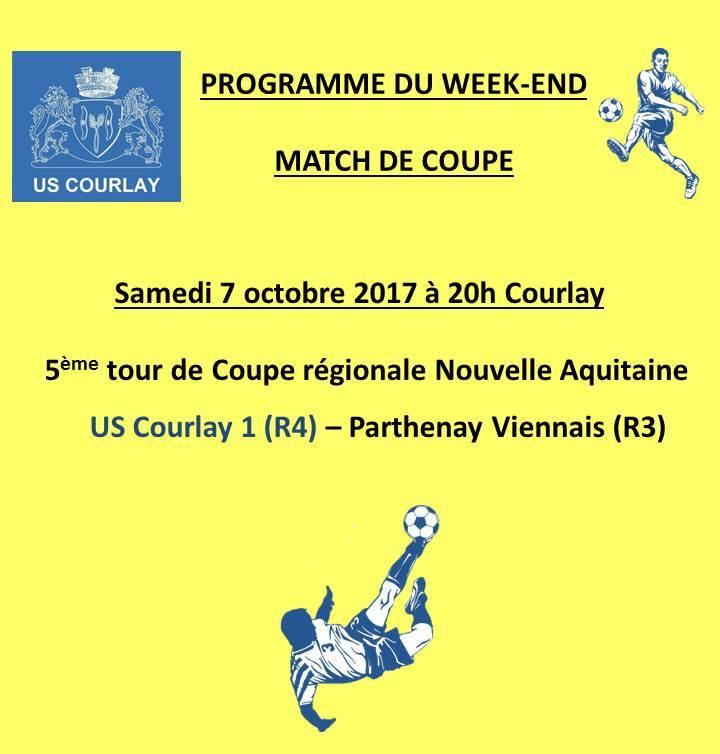 2017_10_05 Matchs_au_programme_du_week_end