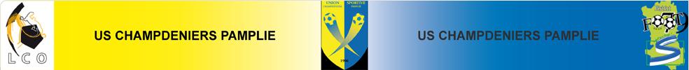 UNION SPORTIVE CHAMPDENIERS-PAMPLIE : site officiel du club de foot de CHAMPDENIERS SAINT DENIS - footeo