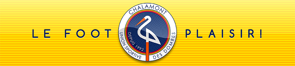 US Dombes : site officiel du club de foot de CHALAMONT - footeo