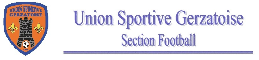 Union Sportive Gerzat Section Football : site officiel du club de foot de GERZAT - footeo