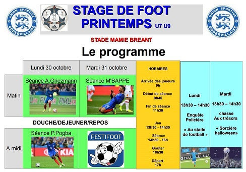 Stage U7 U9