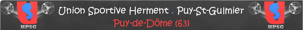 U.S. HERMENT PUY SAINT GULMIER : site officiel du club de foot de HERMENT - footeo