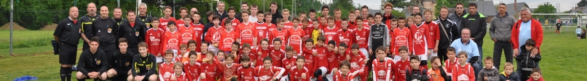 Site Internet officiel du club de football USJA ST MARTIN AVIRE LOUVAINES