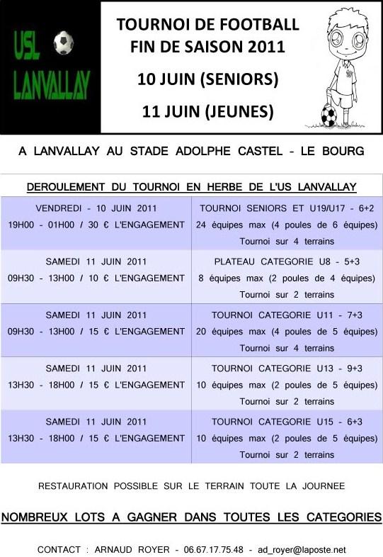 Tournoi USL 2011
