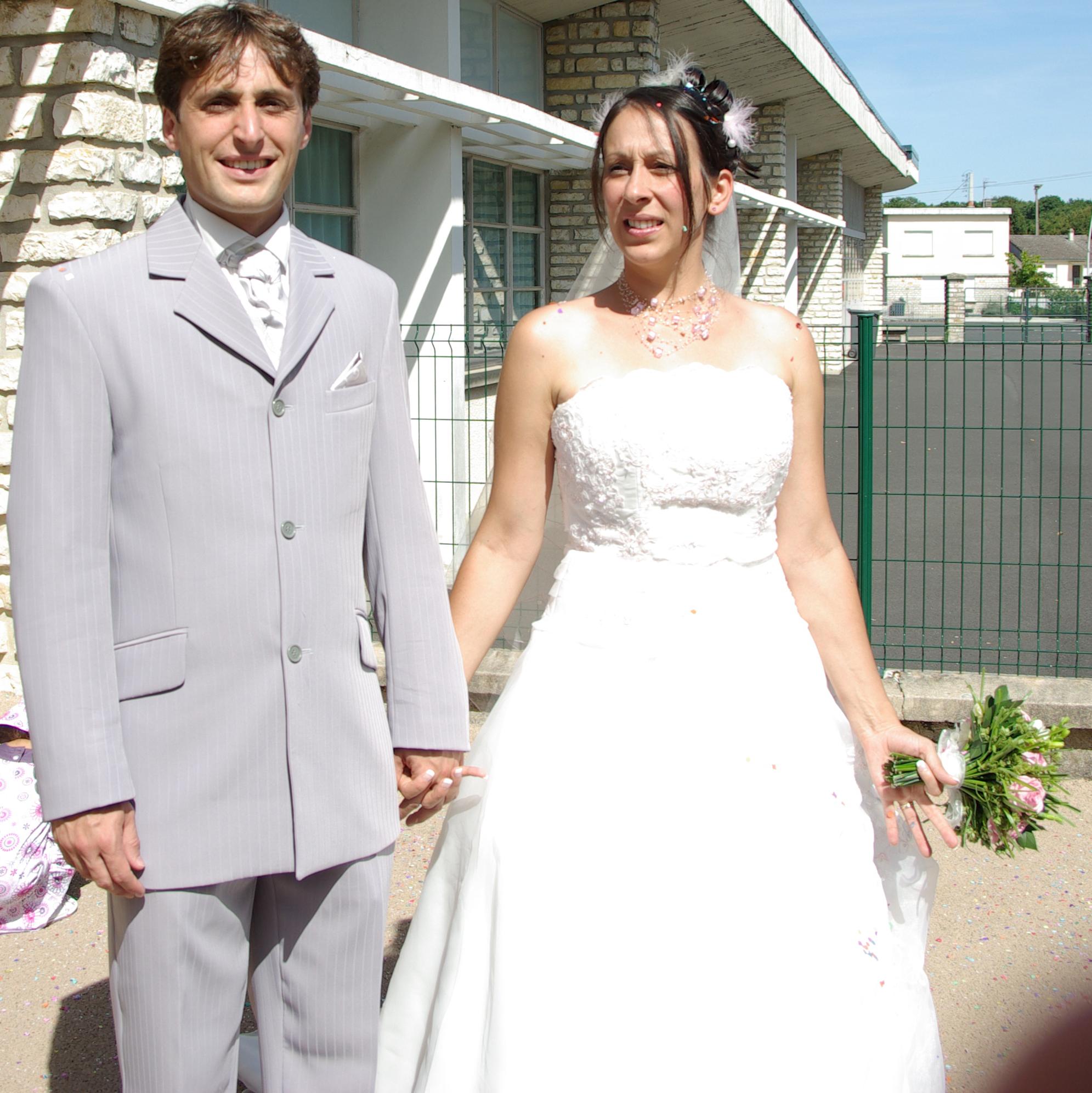 MARIAGE BRUNO