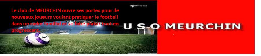 USO MEURCHIN : site officiel du club de foot de Meurchin - footeo
