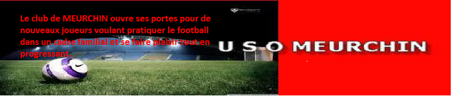 USO MEURCHIN : site officiel du club de foot de Meurchin - footeo