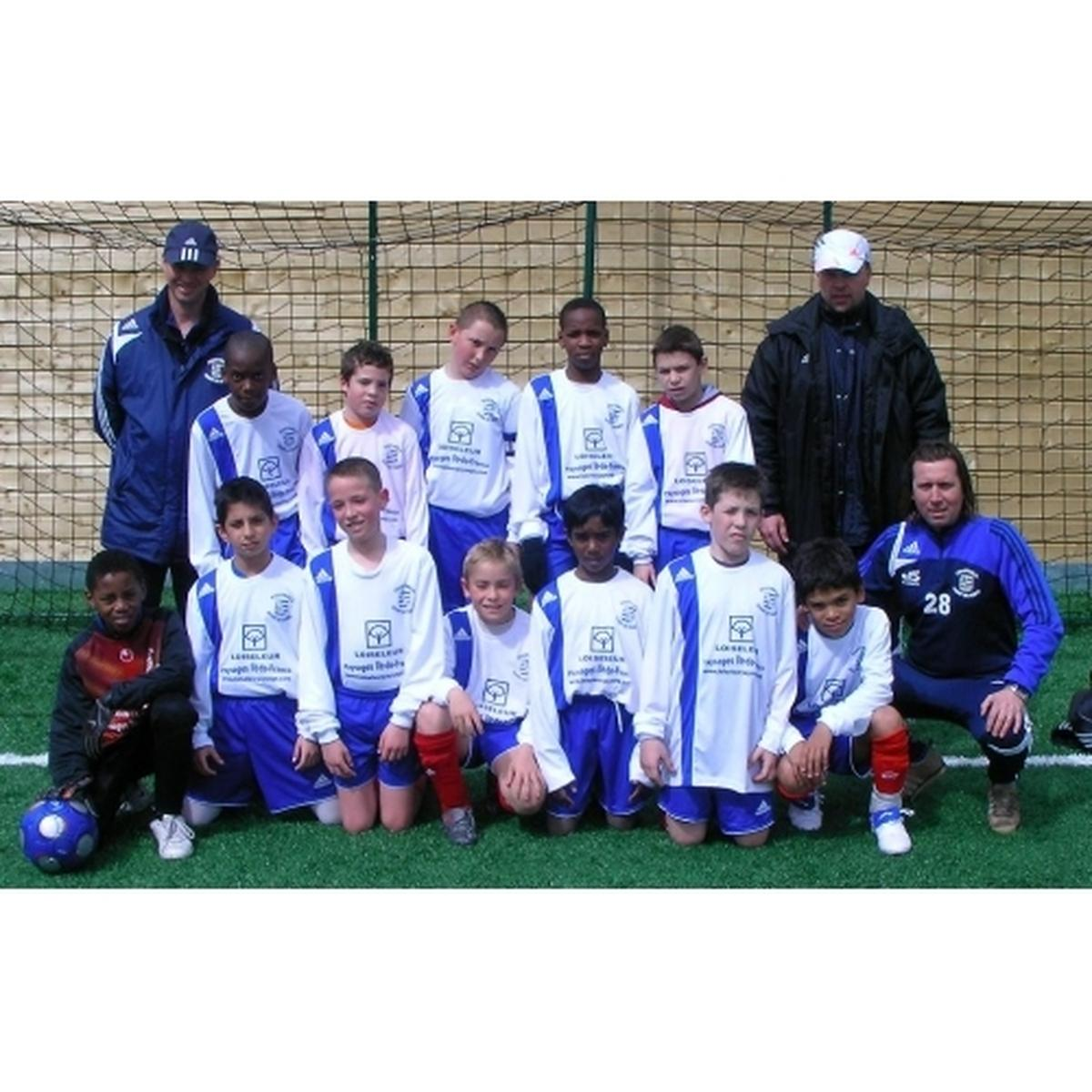 Benjamins A  serie2 Groupe E-Ph2