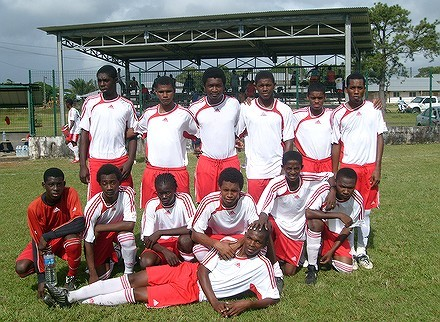 US SINNAMARY U19
