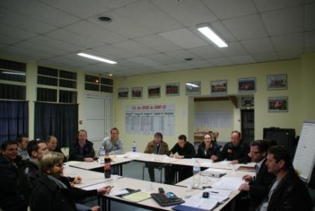 reunion de bureau