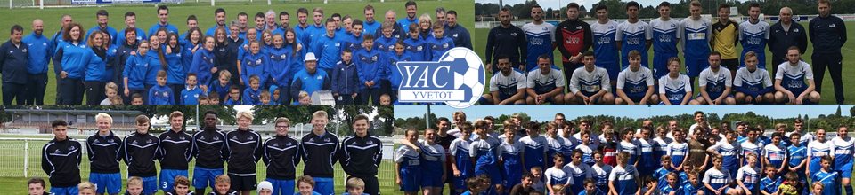 yvetot ac : site officiel du club de foot de YVETOT - footeo