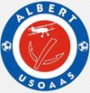 logo du club ALBERT SPORTS FOOTBALL