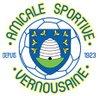 logo du club Amicale Sportive Vernousaine