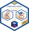 logo du club Association de  Football  des  Sapeurs-Pompiers de FRANCE