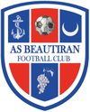 logo du club AS Beautiran Football Club