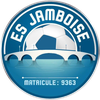 logo du club E.S. Jambes (archives 2013-2018)
