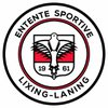 logo du club Entente Sportive Lixing-Laning 95