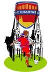 logo du club Football club de Chartres Féminines
