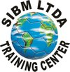 logo du club SOCCER   INTERNATIONAL  BUSINESS  MANAGEMENT -TRAINING  CENTER