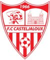 logo du club Football Club Casteljaloux