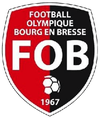 logo du club FOOTBALL OLYMPIQUE BOURG EN BRESSE