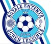 logo du club Royale Entente Acren Lessines