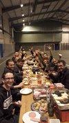 Repas de fin décembre - Séniors et Vétérans - Raclette - US Domagné Saint-Didier