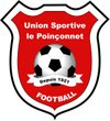 logo du club UNION SPORTIVE LE POINCONNET FOOTBALL