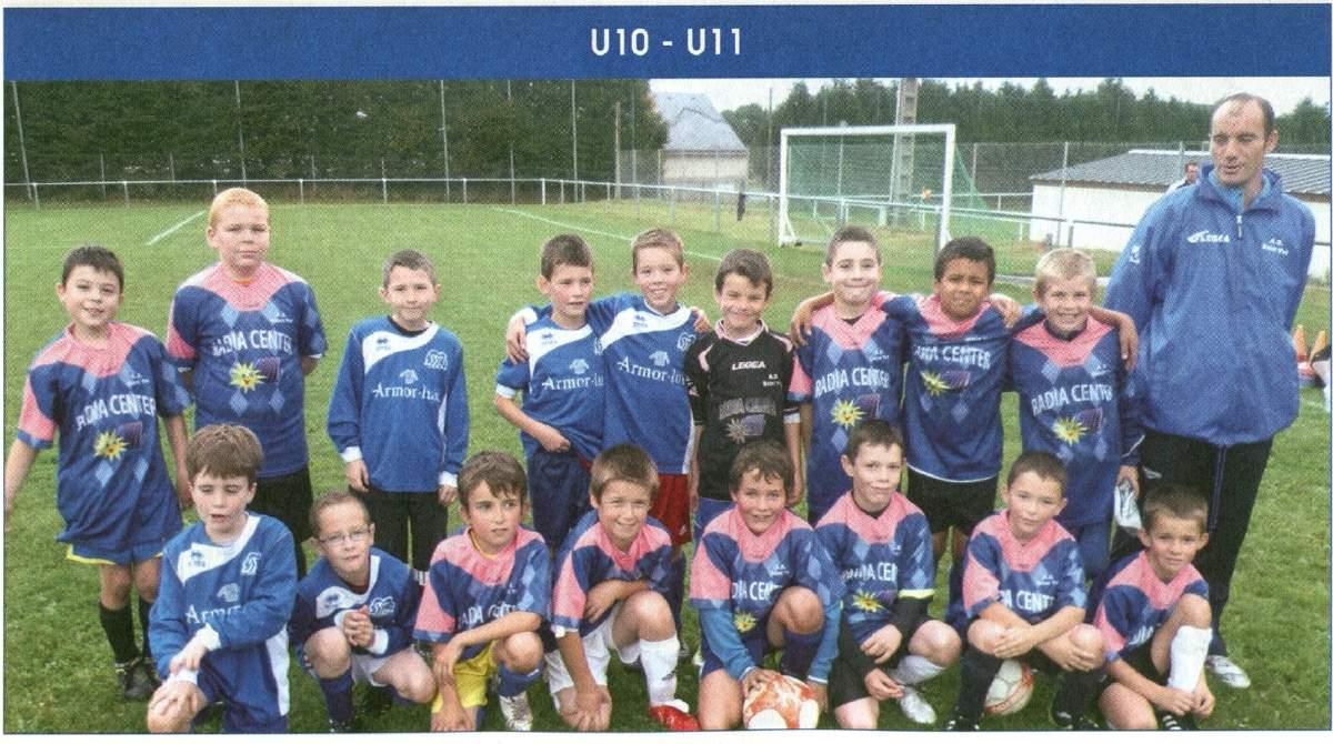 AS Saint-Yvi équipe 1