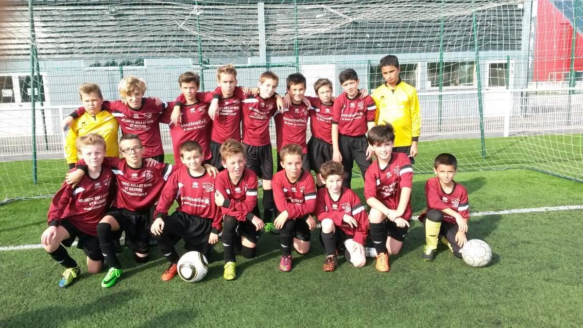 GROUPE U12 U13