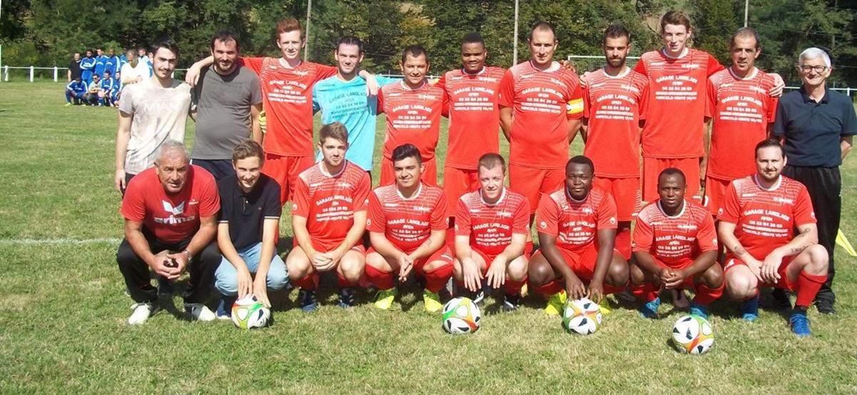 C.A.BRIGNACOIS équipe A