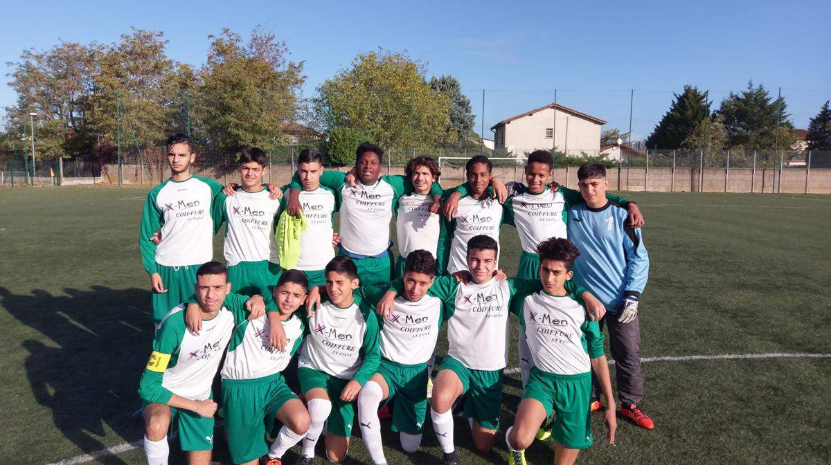 CO SAINT FONS U17