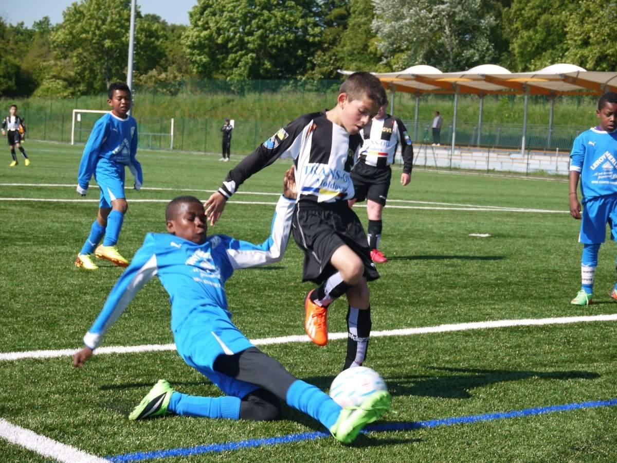 Actualité - Matchs U10 & U11 contre Le Mée - club Football ...
