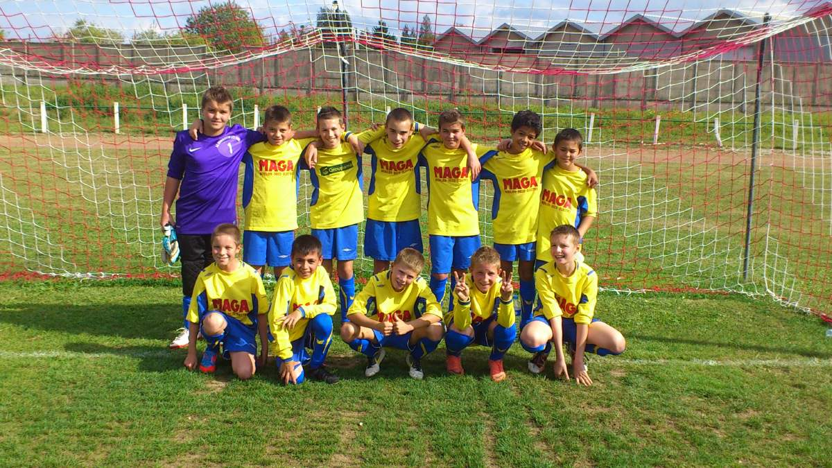 AS Dommartin les toul U13