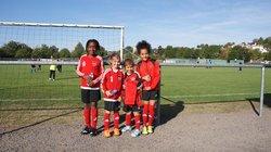 tournoi féminin U7-U11 de Oudon - AEPR Rezé Football