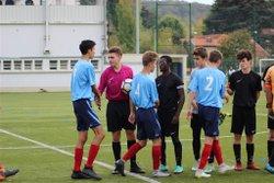 Neuville - Ain Sud Foot U17 - Ain Sud Foot