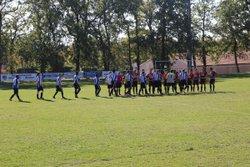 equipe 1 recevait Puymoyen3.score 3/0 - AM.S VOEUIL ET GIGET