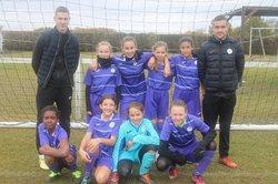 Les U12 feminines... - Amicale Sportive Laigneville