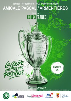 COUPE DE FRANCE : APC-OGS