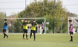 Opposition U18 : AS Chapelloise - Fussy/St Martin (3-2) - Association Sportive Chapelloise
