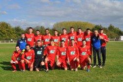 5eme tour coupe de France contre Nord Vignoble - A.S. MOISSAT