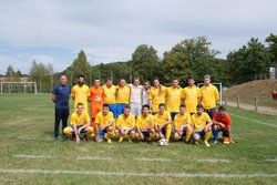 nos équipes SENIOR , U17 , U15 , U13 , U10/U11 - AS Saint-Jouvent foot