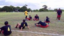 Les Young Boys en pleine décontraction - ASC AWALA-YALIMAPO