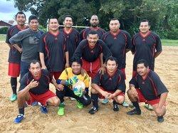 Ce samedi 2 septembre, les Young Boys se sont déplacés à Terre Rouge. Ils ont battu l'équipe locale sur le score de 7 buts à 2. Une bonne rentrée ! - ASC AWALA-YALIMAPO