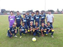 Match contre Macouria - ASC KARIB U17