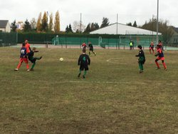 U13 le 10/11/18 - A.S. CLERY MAREAU FOOTBALL CLUB