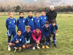 3ème match de championnat U13 D1