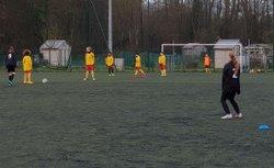 Amical Amiens SC 4 - ASL Saveuse U13 Samedi 08/12/2018 - Association Sports et Loisirs de Saveuse